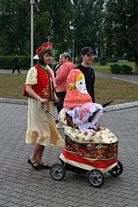 Позитроника выступила генеральным партнером детского карнавала
