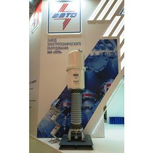 Комбинированный трансформатор ЗЭТО отмечендипломом на выставке «Электрические сети России»