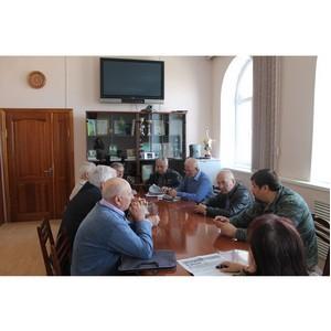 Активисты ОНФ на встрече с жителями города Михайловка презентовали проекты Народного фронта