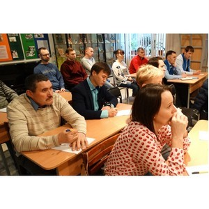 Профсоюзный актив филиала «Удмуртэнерго» принял участие в обучающем семинаре