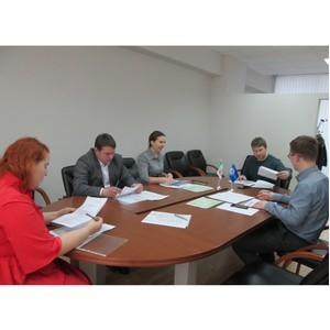 Молодежные лидеры провели заседание по подготовке конференции «Машиностроители Урала»