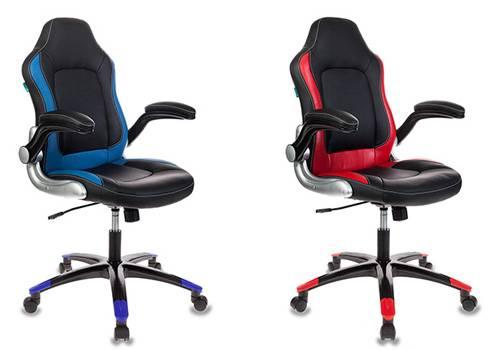 Геймерские кресла ТМ «Бюрократ» - исключительный комфорт