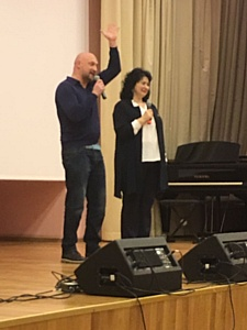 Той.ру поддержал концерт благотворительного фонда Гоши Куценко «Шаг вместе»