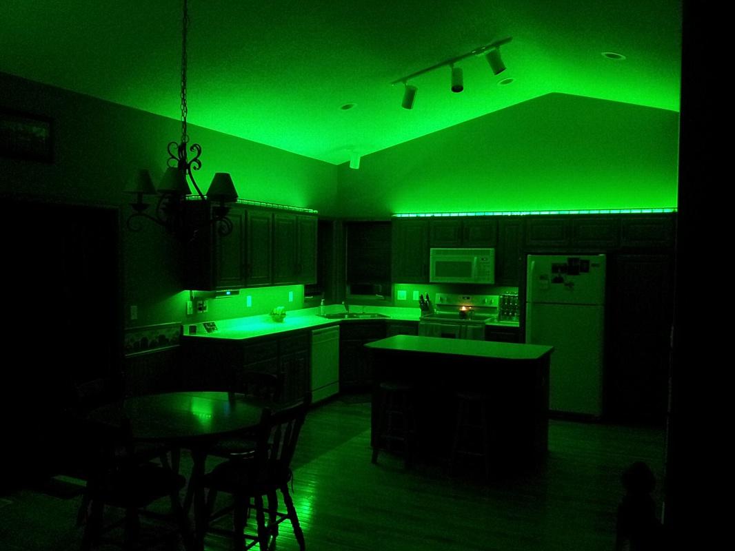 Светодиодная подсветка RGB