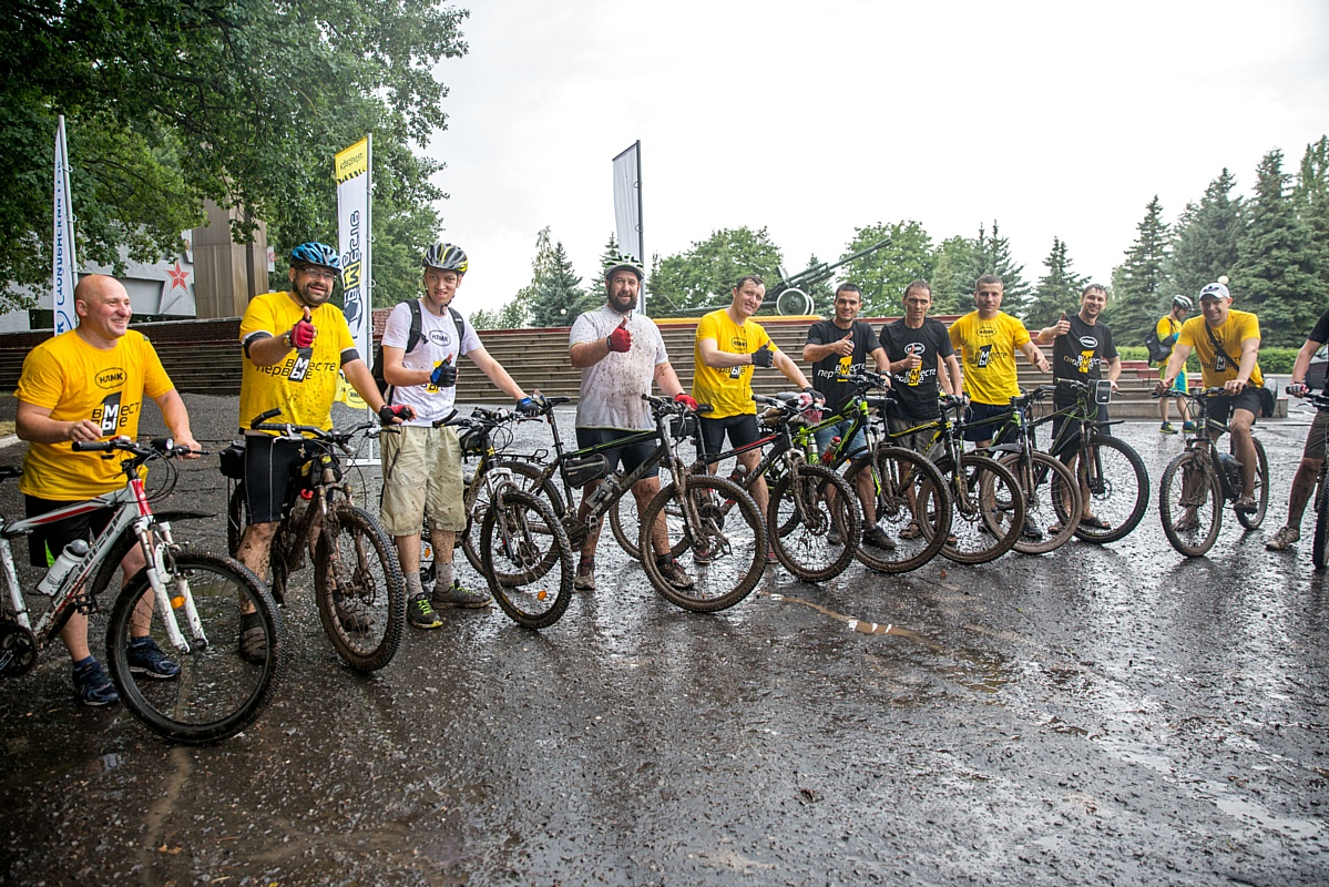 СГОК организовал спортивный фестиваль к дню металлурга