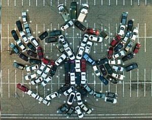 Активисты ОНФ организовали патриотический автопробег по дорогам Воронежа