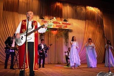 Стойленский ГОК поздравил бывших работников комбината с Днем пожилых людей