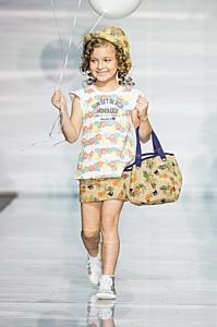 Miki House на московсвом ежегодном детском Fashion балу