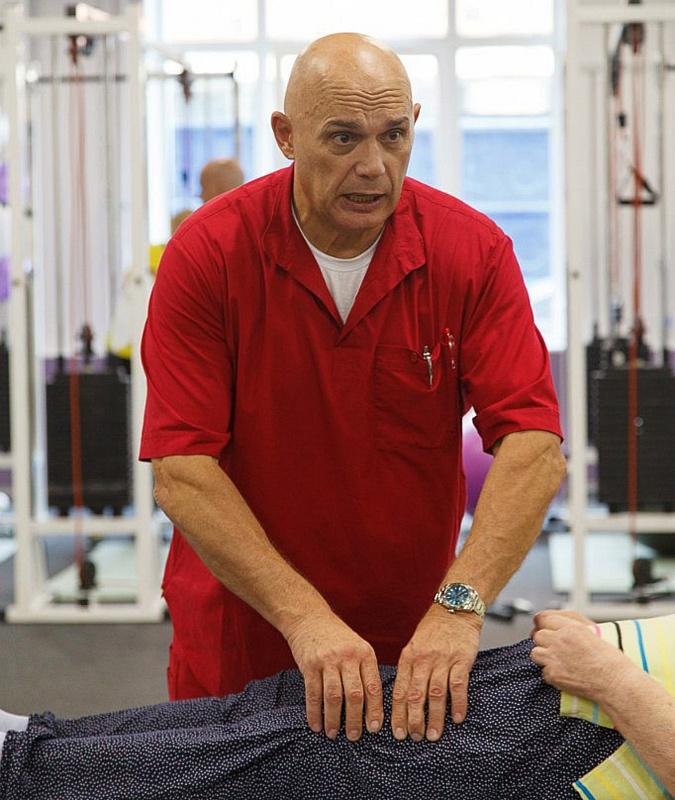 Как жить без боли в спине и суставах? Семинар С.М. Бубновского в СПб