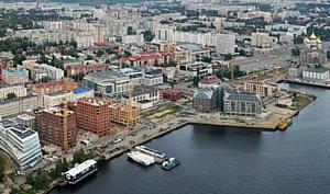 Архитектурное решение набережной в Архангельске - уникальный проект