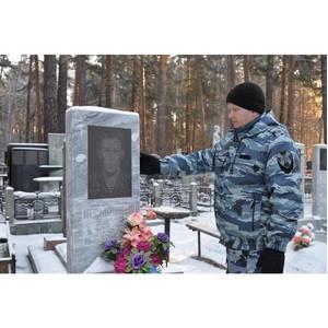 Свердловский ОМОН отметил 32-летие