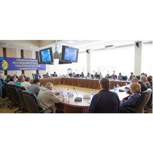 Состоялось заседание Оргкомитета Олимпиады