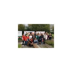 В Сиреневом саду прошел митап организаторов донорского движения