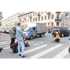 Инспекция ОНФ проверила дороги Санкт-Петербурга и Всеволожска Ленинградской области