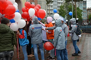 Активисты ОНФ приняли участие в праздновании Дня России в Челябинской области