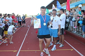 Команда Нижневартовской психоневрологической больницы заняла третье место в акции «Югра спортивная»