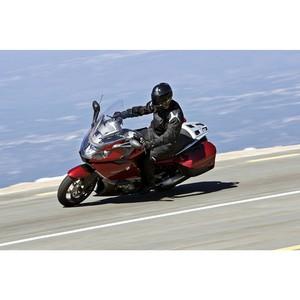 Осенний тест-драйв мотоциклов BMW