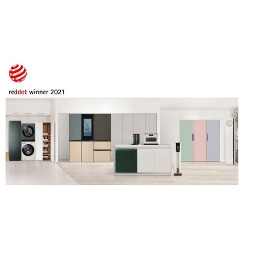 LG получила награду в международном конкурсе Red Dot Design Award