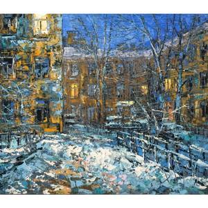 В Галерее Кустановича пройдет традиционная Рождественская выставка