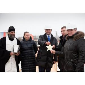 ЖК «Золотая Звезда» официально открыли и освятили