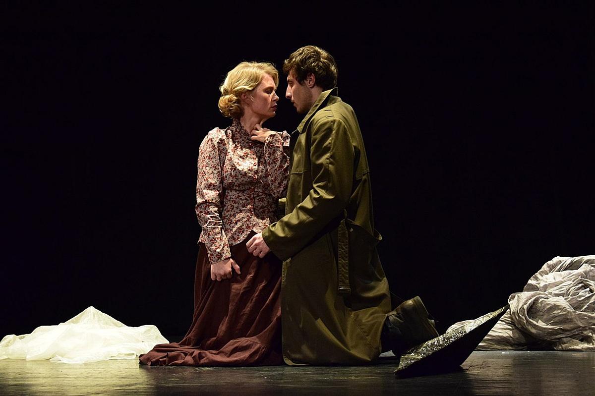Диалоги о любви по-чеховски