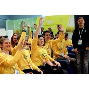 Тюменская школьница приняла участие во всероссийском форуме Проектория