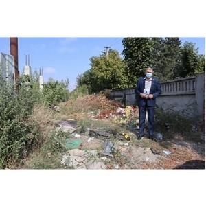 ОНФ в КБР просит власти ликвидировать свалку возле детского сада