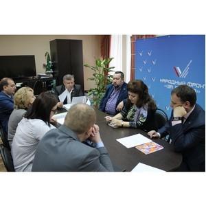 Активисты ОНФ обеспокоены темпами реализации схемы обращения с ТКО в Ивановской области