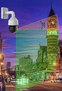 Поступление купольных PTZ камер AXIS Q6115-E, Q6114-E и P5635-E для CCTV с повышенными требованиями
