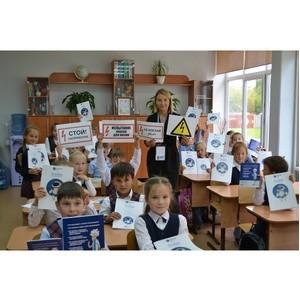Энергетики «Чувашэнерго» напоминают детям о безопасности