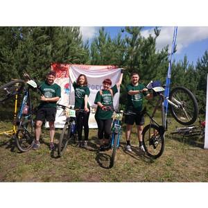 Сотрудники Тверьэнерго приняли участие в XII приключенческой велосипедной гонке «Авантюр-2019»