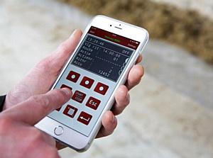 Управляйте устройствами Lely со своего iPhone