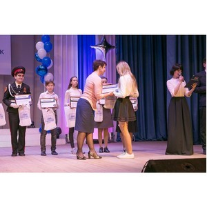 Стойленский ГОК наградил юных художников