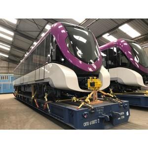 Geodis перевозит вагоны Alstom из Польши в Саудовскую Аравию