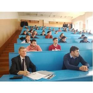 Сотрудники Костромаэнерго завершили проект для студентов вузов