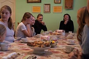 Дмитрий Маликов погостил в приюте «Покров»