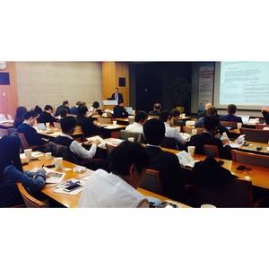 Тимур Андреев представил проекты Подмосковья на инвестиционном семинаре в Сеуле