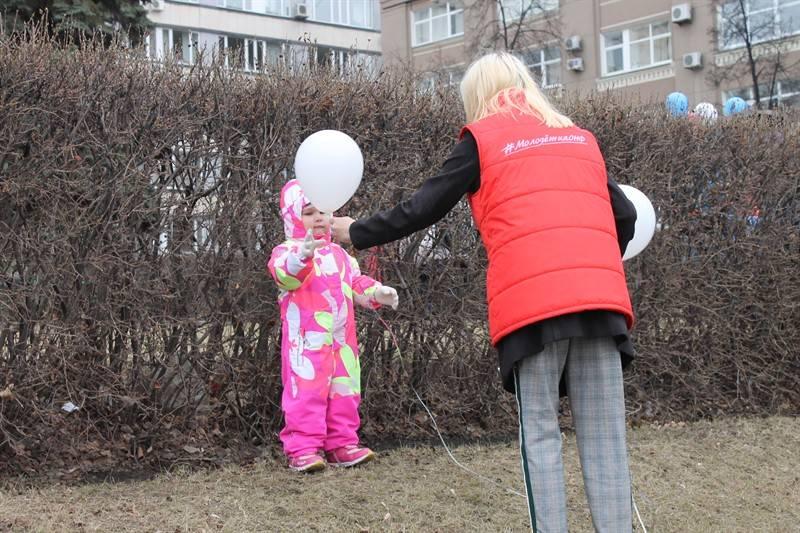 Активисты ОНФ в Челябинской области приняли участие в праздновании Первомая