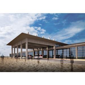 В аэропорту Анапы открыли новый терминал