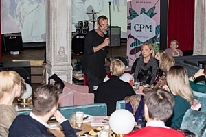 СРМ Press Brunch в Москве