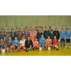 В Смоленской таможне завершилось открытое первенство по мини-футболу