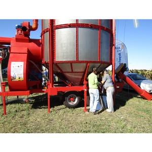Роль квалификации персонала в работе с мобильной зерносушилкой