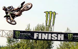 AMA Monster Energy 2013 - Чемпионат по мотокроссу на Extreme Sports Channel