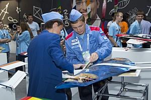 Работы участников фестиваля будут представлены на Гидроавиасалоне