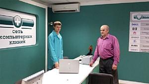 В Воронеже открылась вторая Компьютерная клиника №364