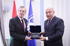 Посол Великобритании прочитал в КФУ лекцию для студентов Казани
