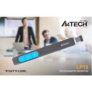 A4Tech представляет беспроводной презентер A4 LP15 в новом сером цвете