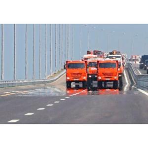 Досрочно и с опережением! Крымский мост