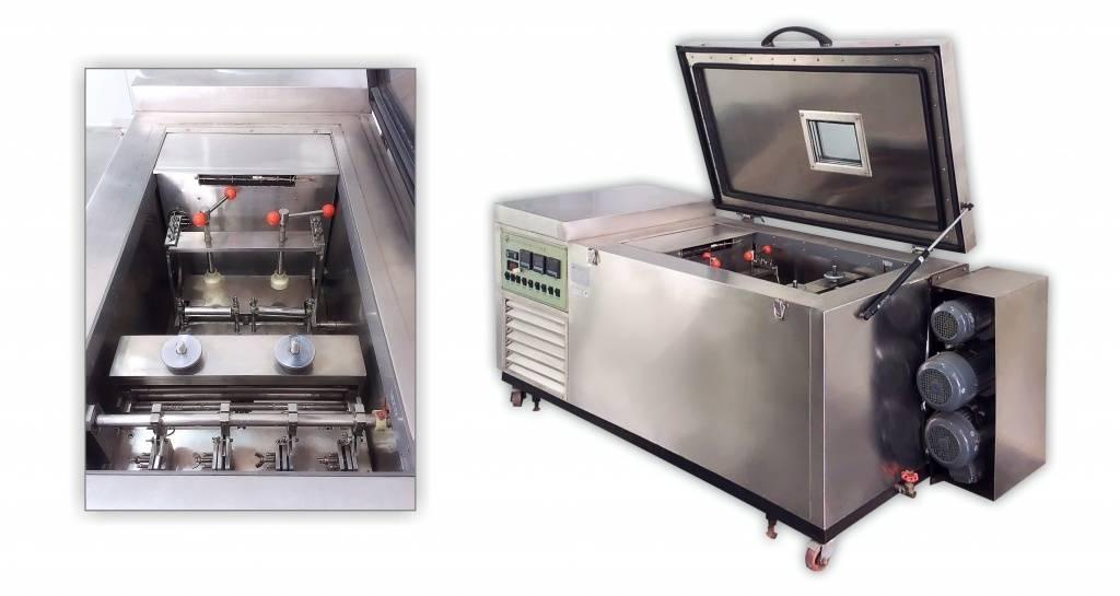 Оборудование для исследования воздействия низких температур.