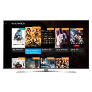 Megogo познакомит пользователей с HDR-контентом на Super UHD и OLED телевизорах LG